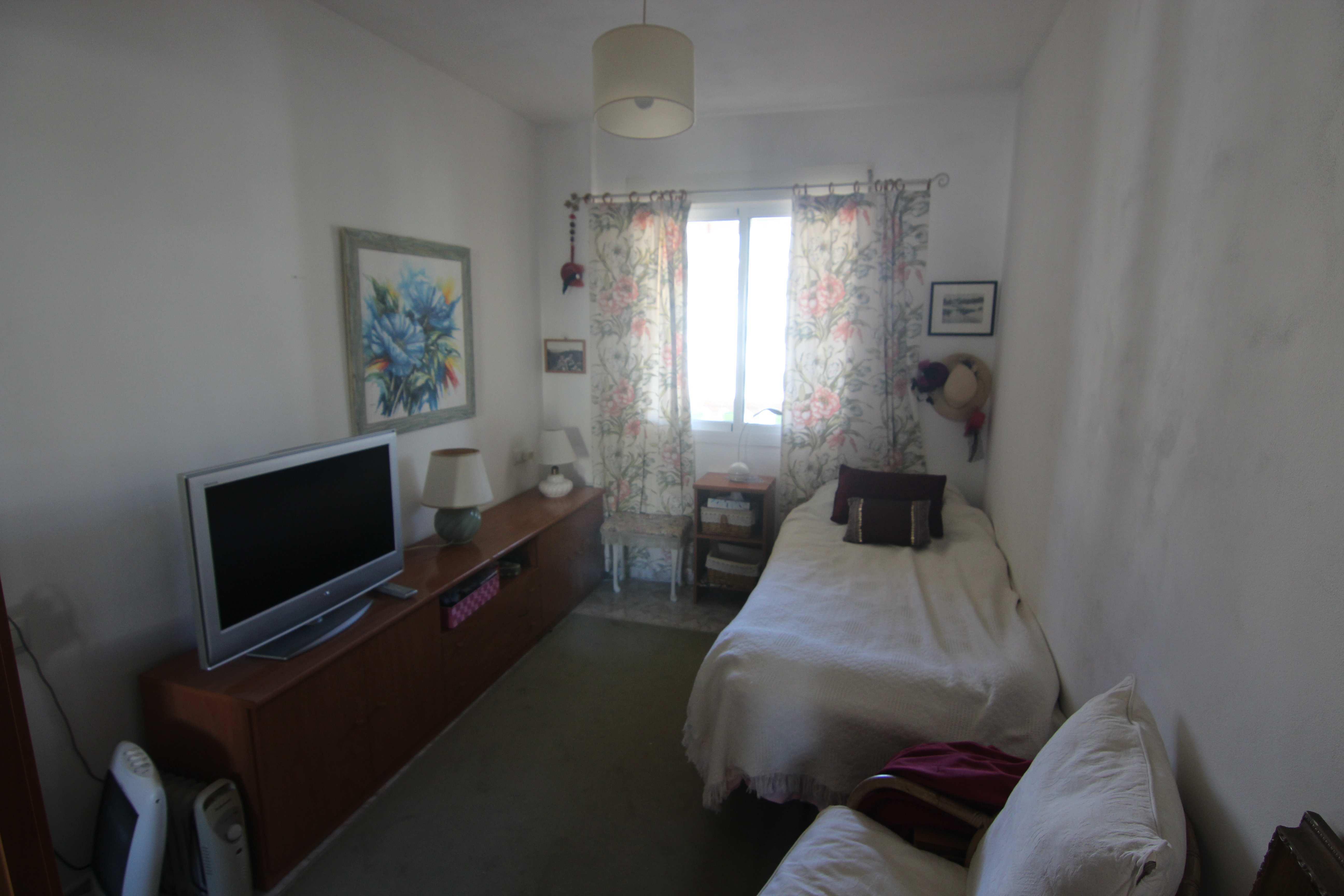 Wohnung zum Verkauf in Moraira mit Blick auf das Meer.